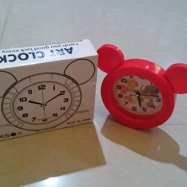 Alarm Clock Mickey