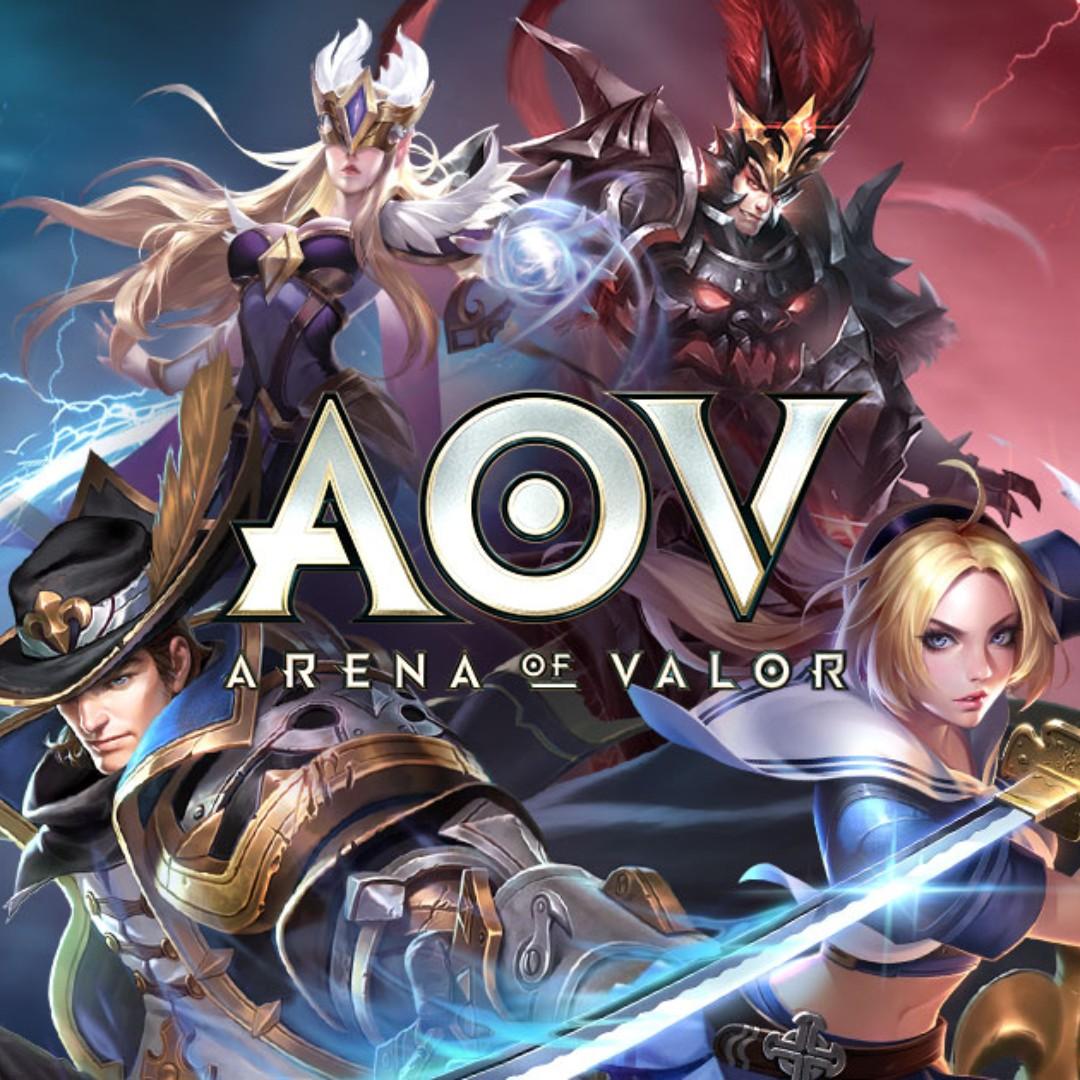 AOV All Heroes, Christmas Fennik Skin, Toys & Games, Video Gaming, Video Games on Carousell