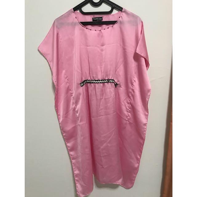 Atasan Tunik Pink