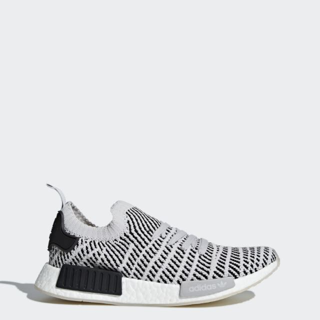finest selection cfa23 5c0f3 Authentic Adidas NMD R1 Stealth Primeknit Oreo / Black ...