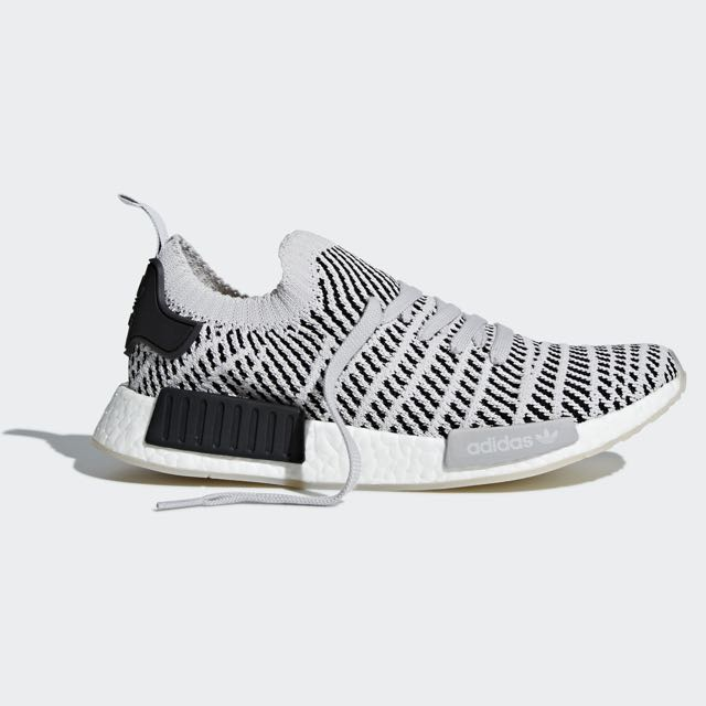 53ad151ee Authentic Adidas  NMD R1 STLT Primeknit Shoes
