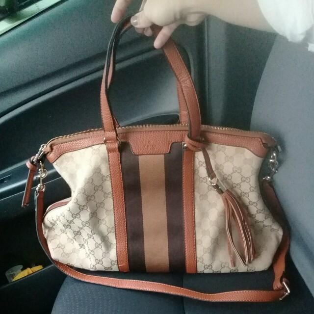 Authentic Gucci Bag last price