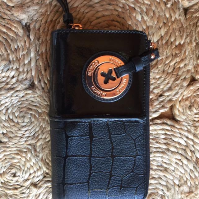 Authentic Mimco supernatural xl wallet