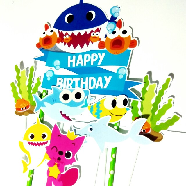 Shark Cake Topper For Sale