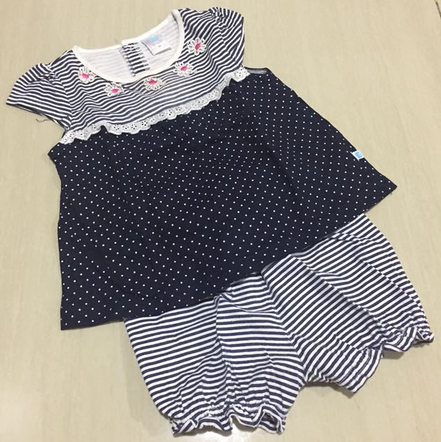 Baju Anak Perempuan Set Pinko