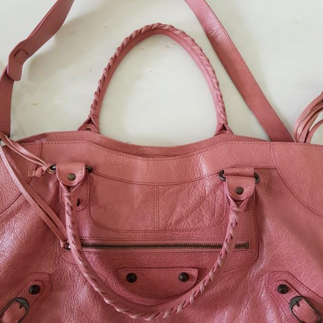 Balenciaga Pink