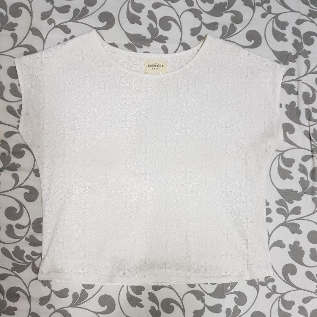 Bargain: Kashieca White Top Small
