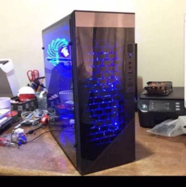 basic gaming PC custom made