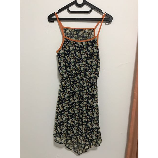 Beach Flower Dress