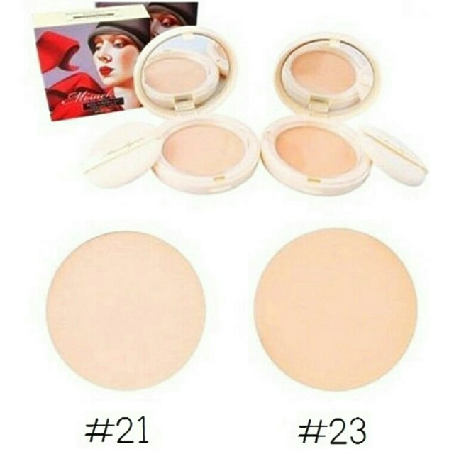 beauskin two way cake foundation