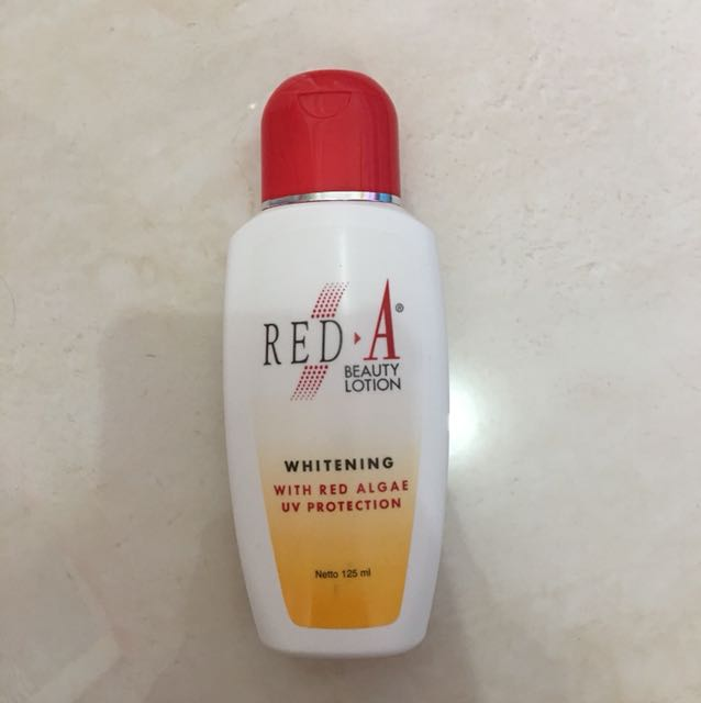 Beauty lotion whitening