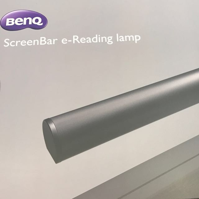BenQ ScreenBar e-reading lamp