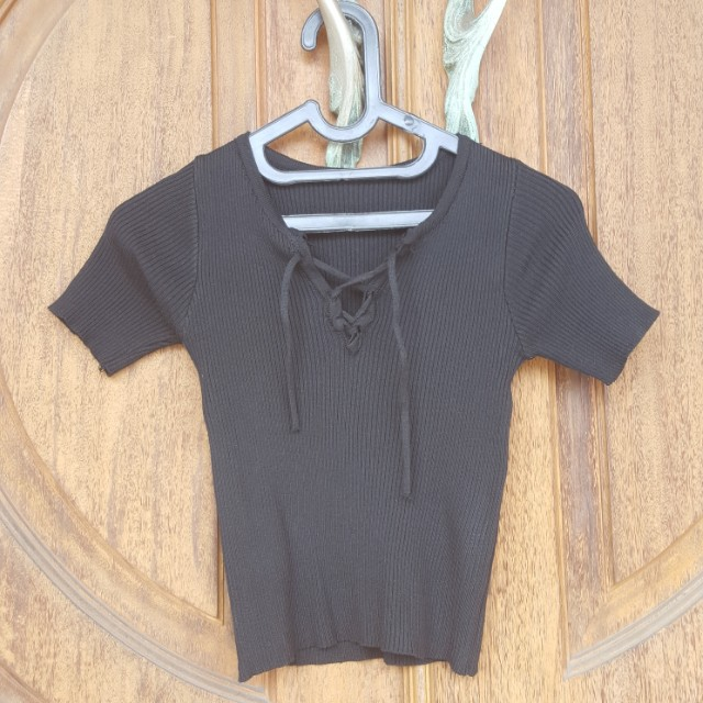 Black Korea Top