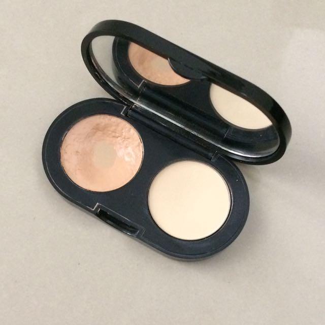 Bobbi Brown Creamy Concealer/Pressed Powder