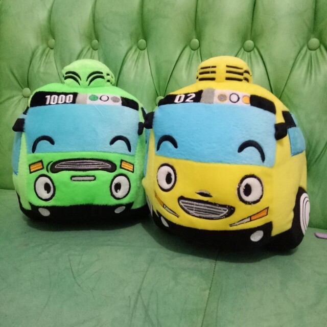 Boneka car tayo