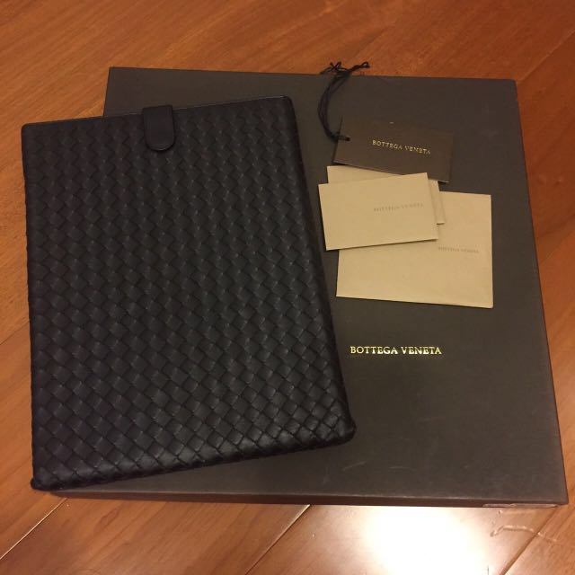 Bottega veneta iPad case BV ipad套 平板套 黑 全新