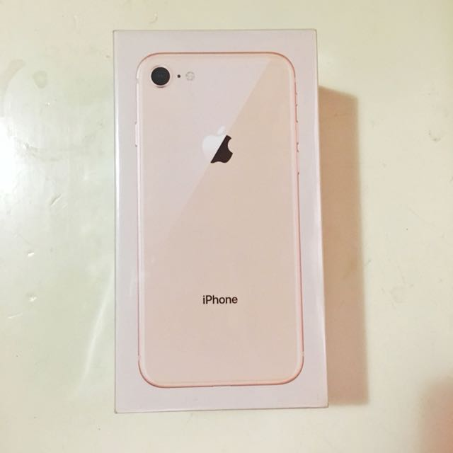BRAND NEW Iphone8 64gb GOLD