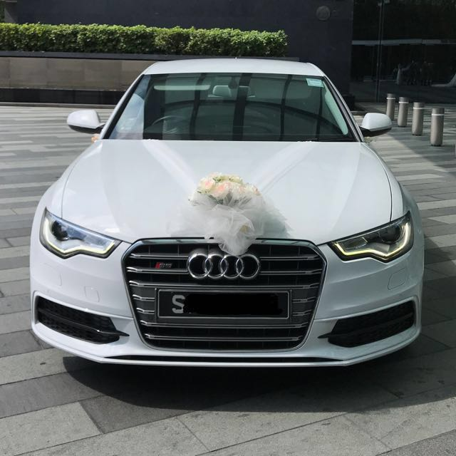 Bridal Car Audi A Services Others On Carousell - Car audi a6