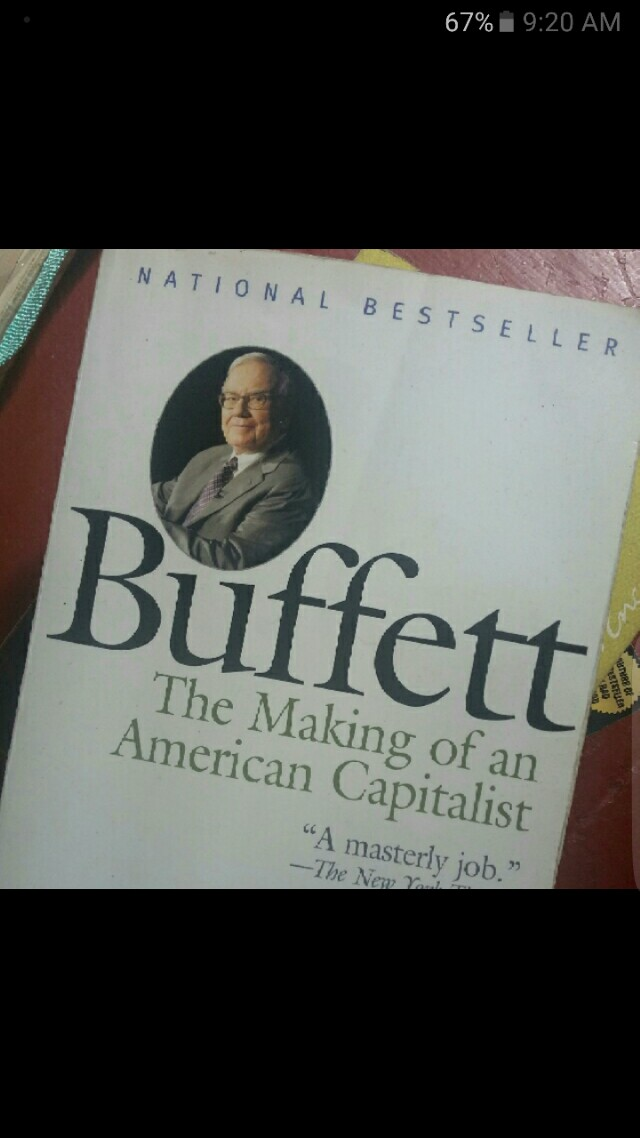 Buffet the making of an American Capialist