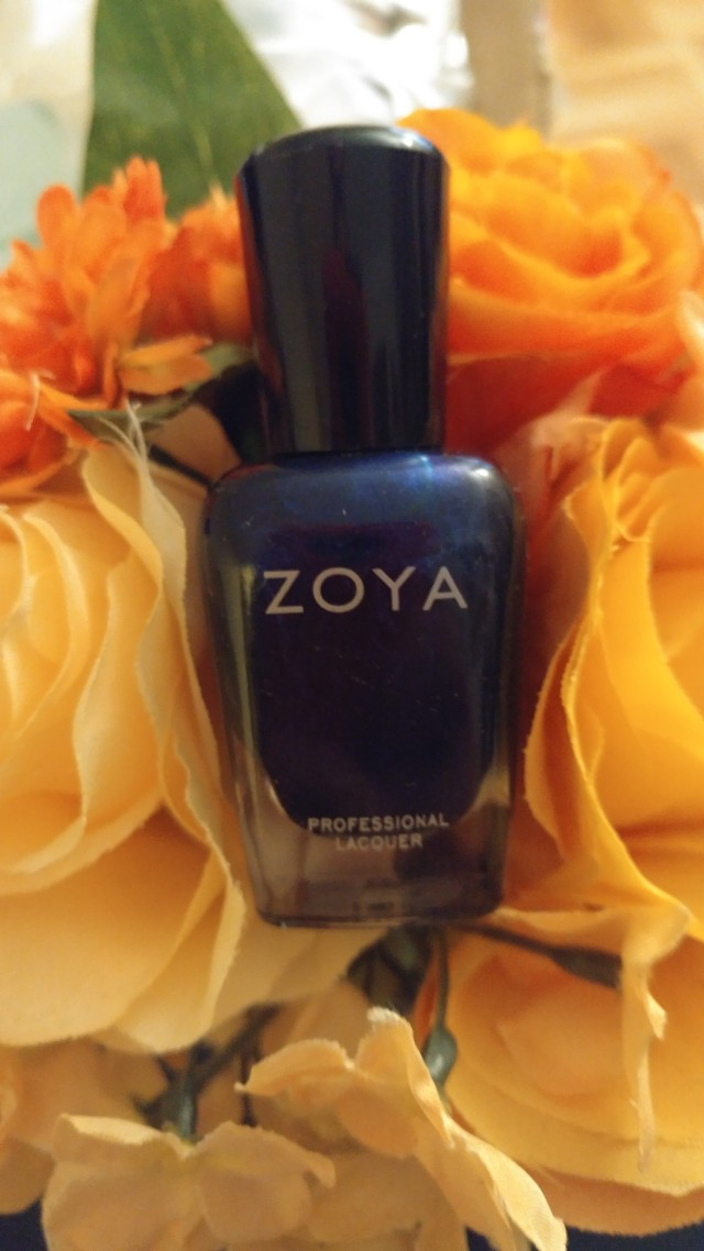 Buick Avista Blue by Zoya with base and seal
