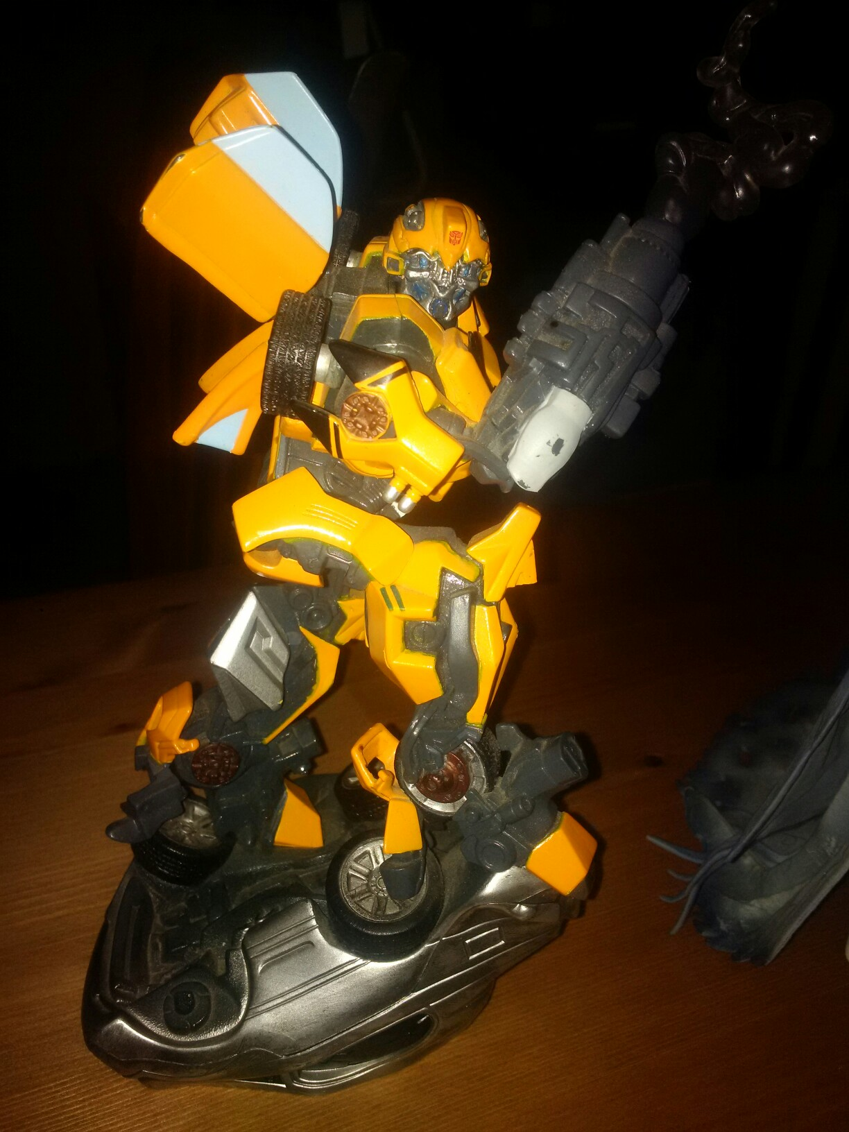 Bumblebee: Unleashed Hasbro Collectable Statue
