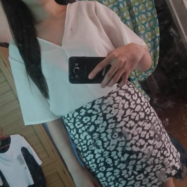 Bundle Top+Skirt