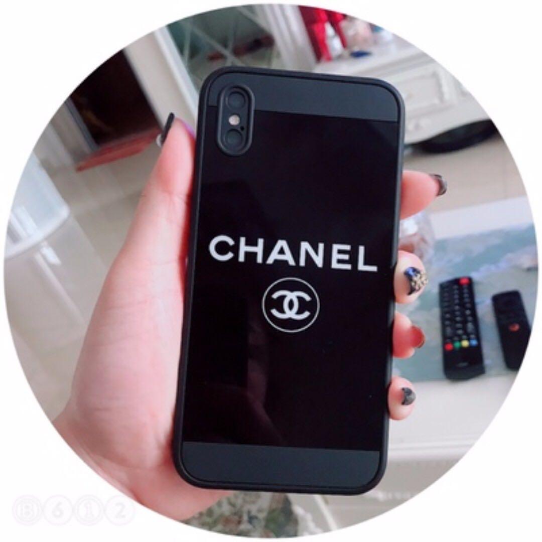 全新女生最愛的外雙C手機殼 iphoneX全包式手機殼