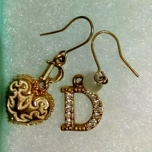 CD韓版款式 耳環