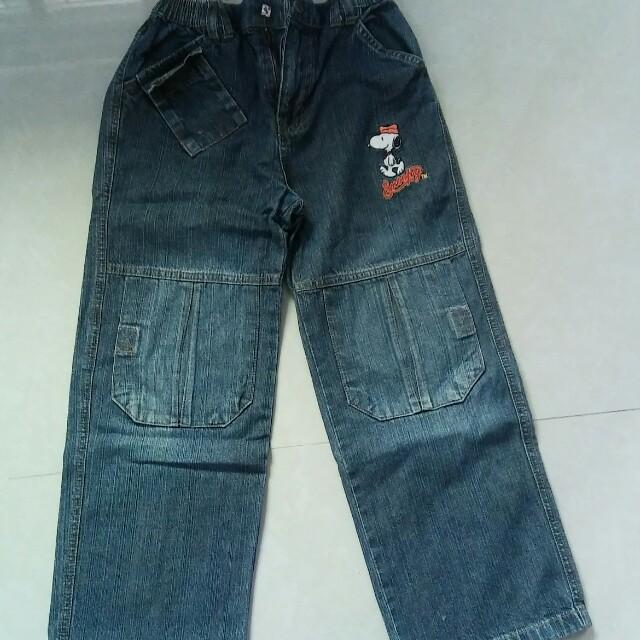 Celana Jeans Panjang Snoopy