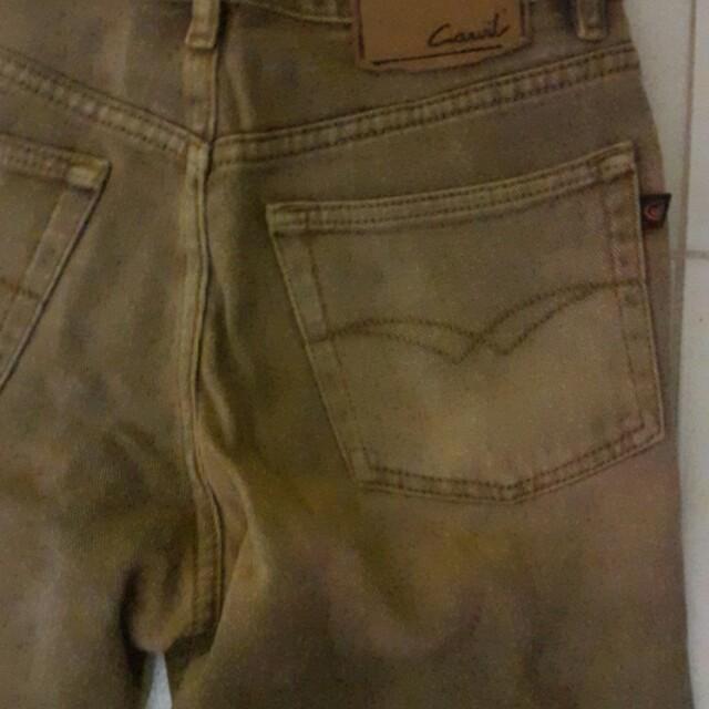 Celana jeans skinny 3 celana