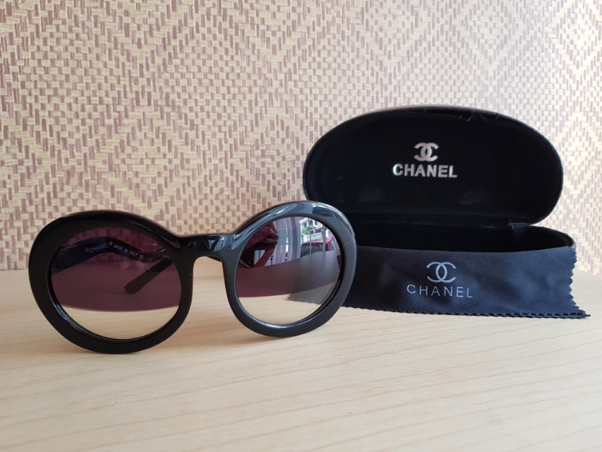 Chanel Two-toned Sunglasses