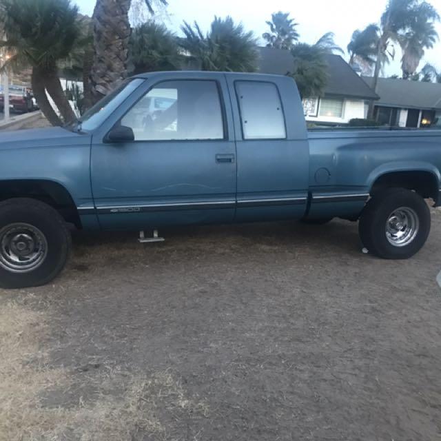Chevy c1500 truck