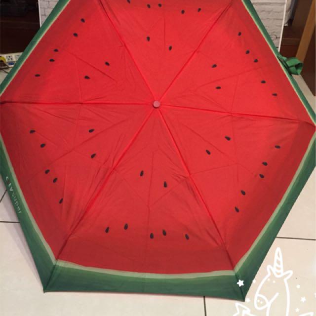 Citysuper西瓜傘(2隻)