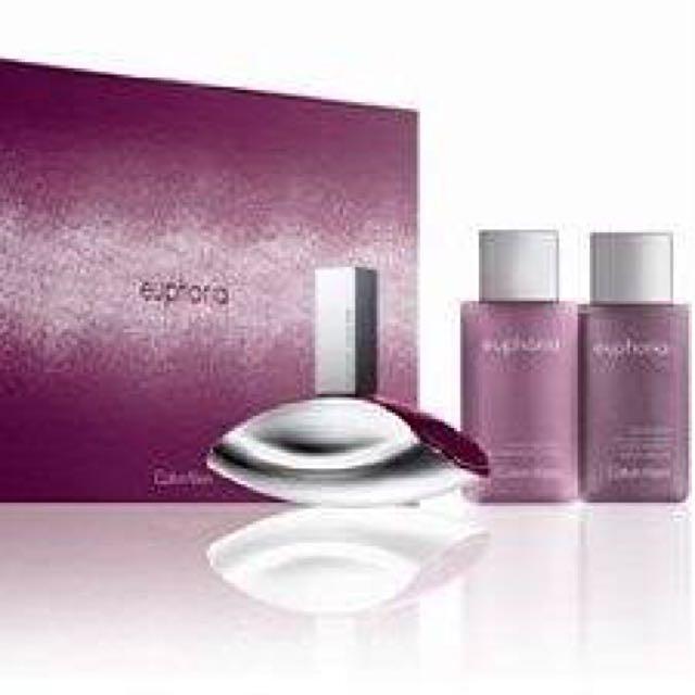 CK Euphoria gift set