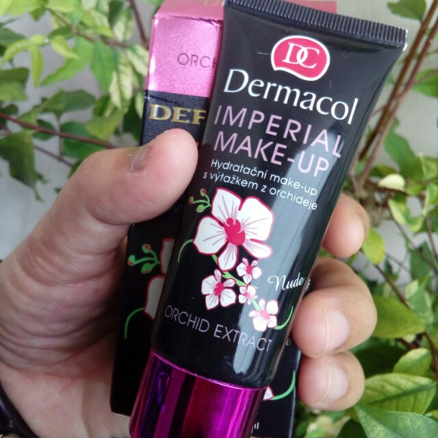 Imperial Make-Up by Dermacol #18