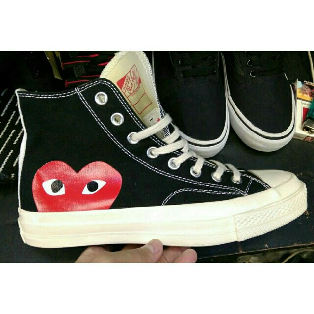 Converse CT All Star Comme Des Garcons Hi/BW