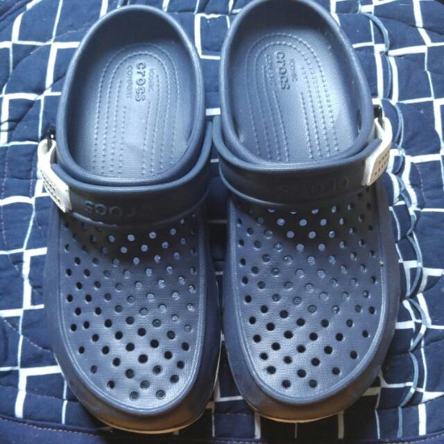 REPRICED!Crocs Men's Deck Clog M Mule