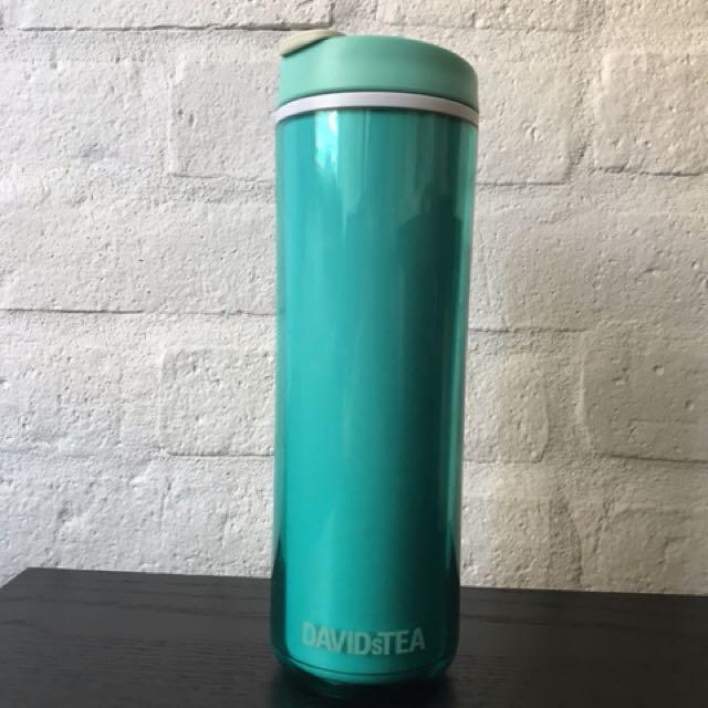 David's Tea Iced Tea/Water Bottle
