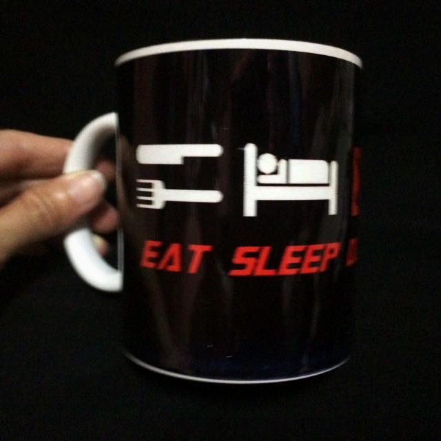 DOTA mug