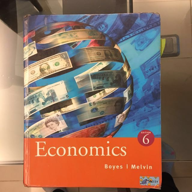 免費自取Economics 經濟學