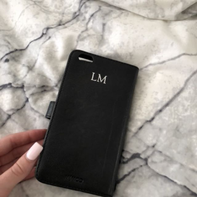Embroidered Mimco Case IPhone 7
