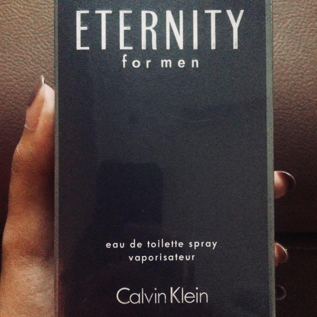 Eternity Man by Calvin Klein 100ml