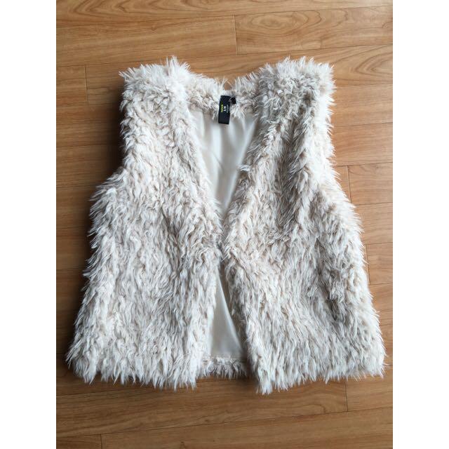 Factorie Faux Fur Vest