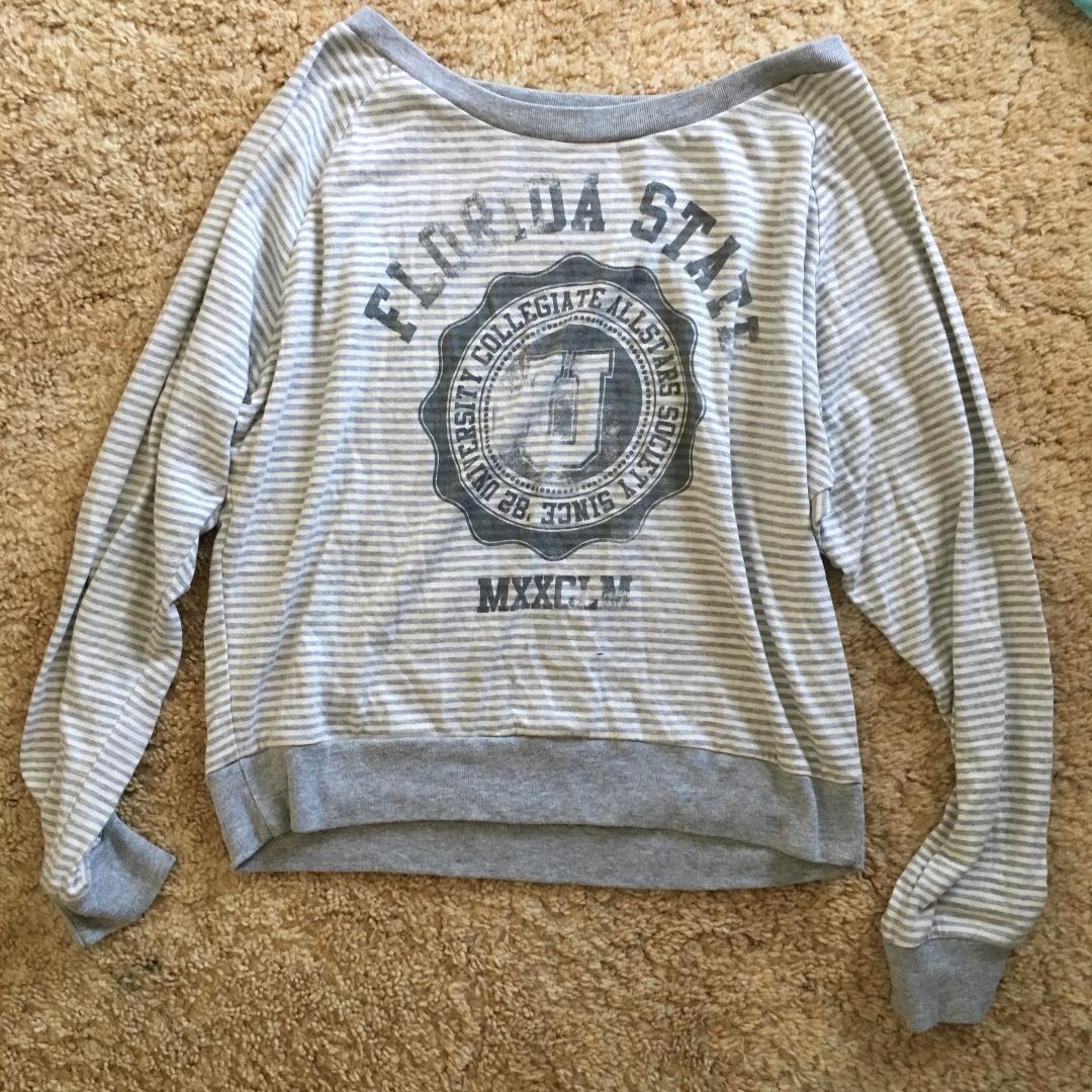 Factorie grey jumper/ sweatshirt