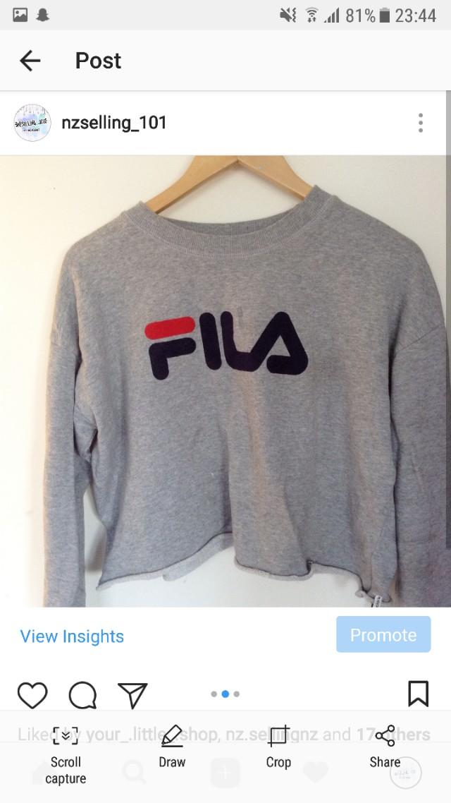 Fila X Factorie Sweatshirt