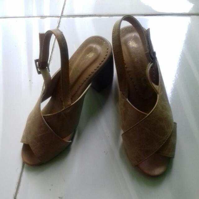 Flacentte Heels By Adorable Project
