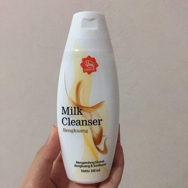 [FREE] Viva Milk Cleanser
