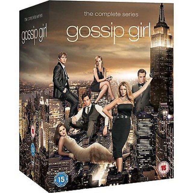 Gossip Girl Complete DVD Box Set (Seasons 1 To 6)