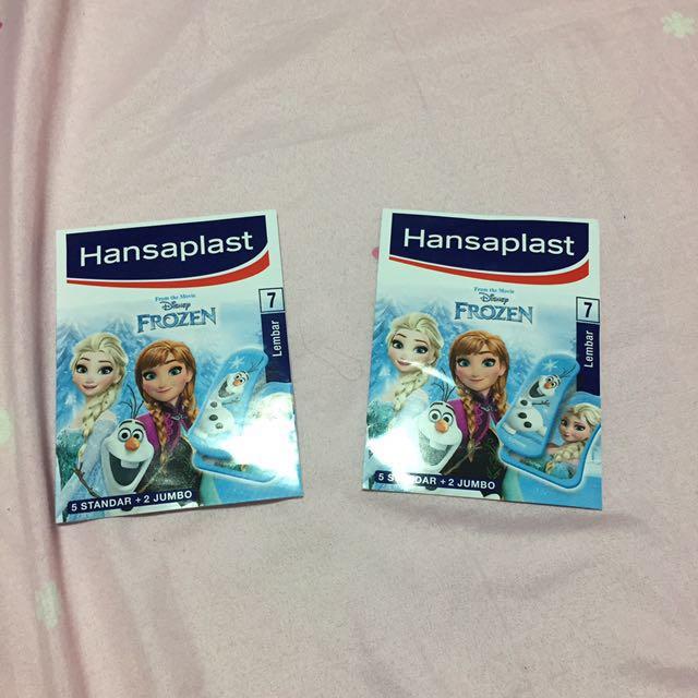 Hansaplast Disney Princess Kids Plaster - 16s. Source · Hansaplast - Star Wars and Frozen .