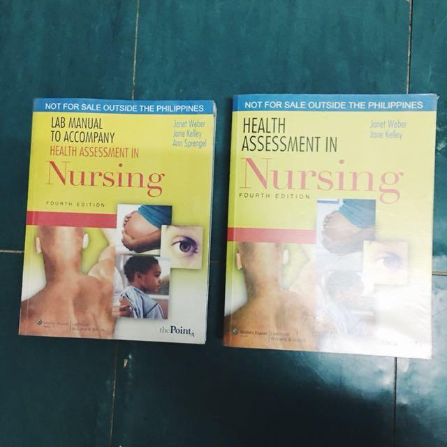 Health Assessment by Weber